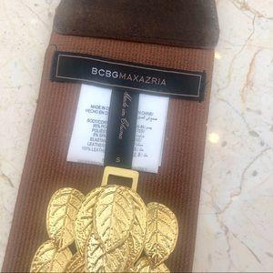 BCBGMaxAzria Accessories - BCBG MAXAZRIA Waist Belt elastic